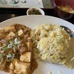 台湾飯店 - 料理写真:台湾定食