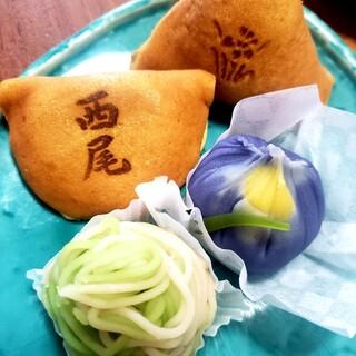亀屋米津 - 料理写真: