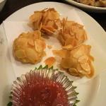 中国料理 宏苑 - 料理写真:アーモンド海老だんご