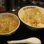 麺屋ZERO1 - ガッツ系つけ麺