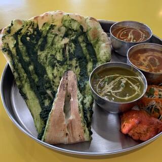 パビタラ - 料理写真:ターリーランチ
