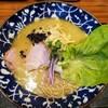 鶏そば 新里 - 料理写真: