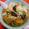 木蘭 - 料理写真:五目ラーメン
