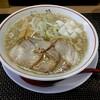 セアブラノ神 伏見剛力 - 料理写真:6月限定 背脂煮干そば 燕三条スタイル