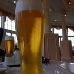 太平洋クラブ 成田コース レストラン - 生ビール