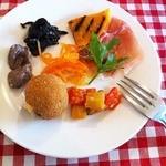 Cuore - 料理写真:前菜★クオーレランチ