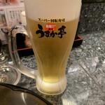 うまか亭 - ドリンク写真: