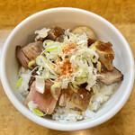 中華そば 児ノ木 - 肉飯