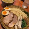 はぐるま - 料理写真:こってり鶏白湯つけ麺 大盛