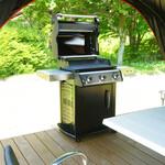 レストラン セントロ - バーベキューグリルはWeber社の2021年4月新発売の最新グリルをご用意。