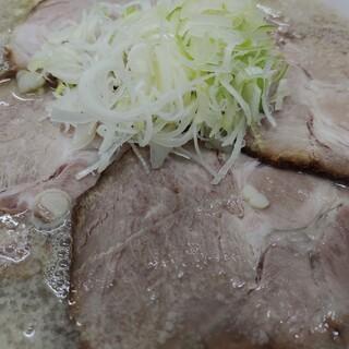 ケラン - 料理写真:肉醤白 大