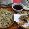 玉乃屋 - 料理写真:天せいろ十割蕎麦