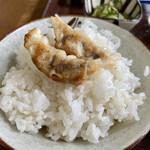 まる美食堂 - 盛り付け例…(^▽^;)