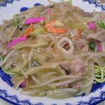 大善 - 皿うどん太麺:750円