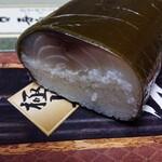 米吾 - 肉厚で、シャリも美味しい、いつもですが相当美味しい食べ物ですよ♪