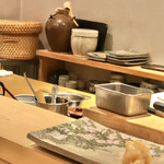 銀座 藤田 - ガリ
