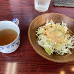 くるみの実 - サラダ