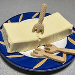 チーズケーキ 横井 - 料理写真: