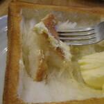 カフェ 呂久呂 - honeyトースト