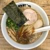 ラーメン ABE's - 料理写真:・背脂煮干しラーメン 800円/税込 ・味玉 100円/税込