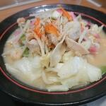 淡河パーキングエリア(上り線) スナックコーナー - 料理写真:淡河ちゃんぽん(810円)