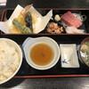 富水 - 料理写真:豪華夜定食