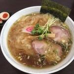 かこい食堂 - ワンタン麺