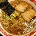 八幡 - ラーメン600円