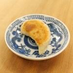 日本の焼き餃子