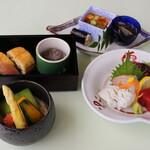 日本料理 矼 - 7月季節御膳「若葉」