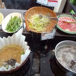 花ごよみ  - 豚しゃぶ鍋