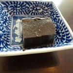 花ごよみ  - ごま豆腐