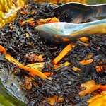 花ごよみ  - ひじきの煮物
