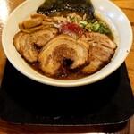 花銀 - 料理写真:チャーシュー麺 ( しょうゆ味 )