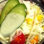 澄仙 - サラダ
