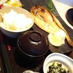 澄仙 - 魚料理定食