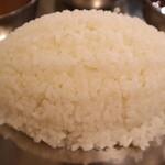 焼肉・塩ホルモン 三ちゃん - ライス大盛