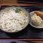 上田製麺所 - 料理写真:かけ2玉