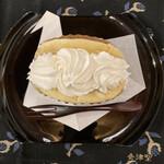 珈琲蔵ぬりの里 - お蔵ケーキ。