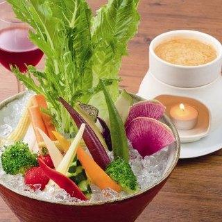 契約農家の三浦野菜