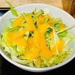 雛どり - サラダ
