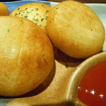 15321331 - あっつあつの芋もちチーズ