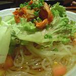 15321345 - くう特製冷麺