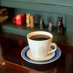 喫茶 つばら つばら - ごくり(深煎り)