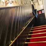 153212408 - なかなか急勾配の階段。3階まで続きます。案内されたのが2階でホッ(*´∀`)-3