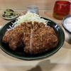 とんかつ春 - 料理写真:ロースカツ定食(上)