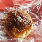スカーレット - 料理写真:塩バターパン