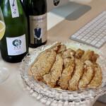 丹波ワインハウス - てぐみ白と手作り料理