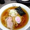 麺匠 玄龍 - 料理写真:あごだし醤油(たまごなし) ¥700
