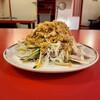 李家 - 料理写真:そびえ立つ棒棒鶏